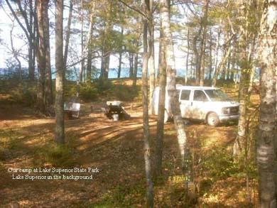 Michigans Upper Peninsula Field Trip - Adams