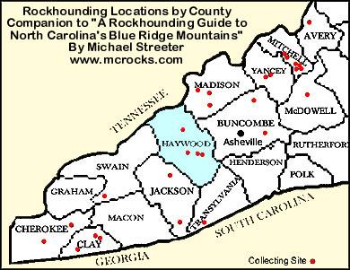 McRocks - Western North Carolina and Southeastern United Stateshaywood county