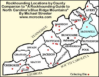 McRocks - Western North Carolina and Southeastern United